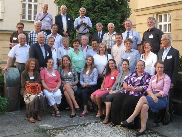 A Közgyűlés résztvevői