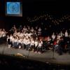 Zárójelenet: mindenki együtt a színpadon (Mácsai Máté fotója)