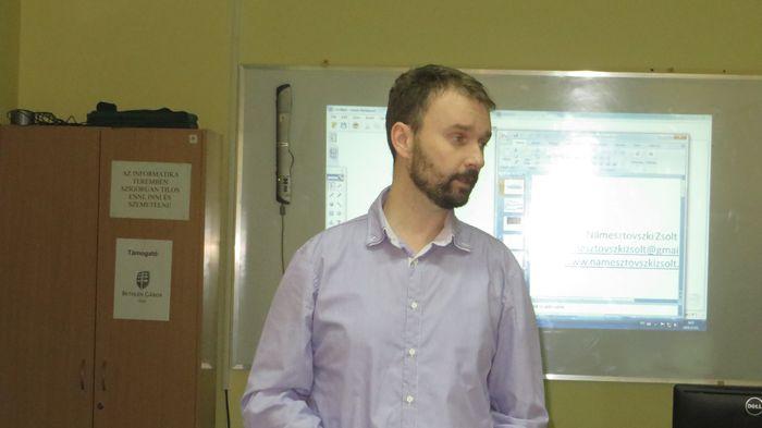 Dr. Námesztovszki Zsolt