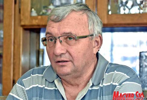 Gulyás Oldal András (Fotó: Benedek Miklós)