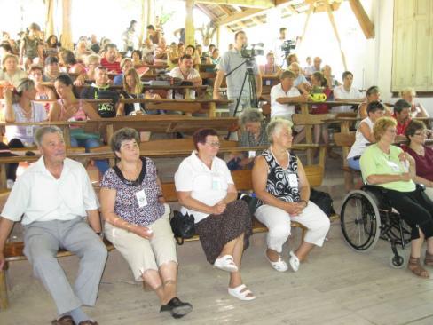 A záró konferencia résztvevői (Fotó: Papp Imre)