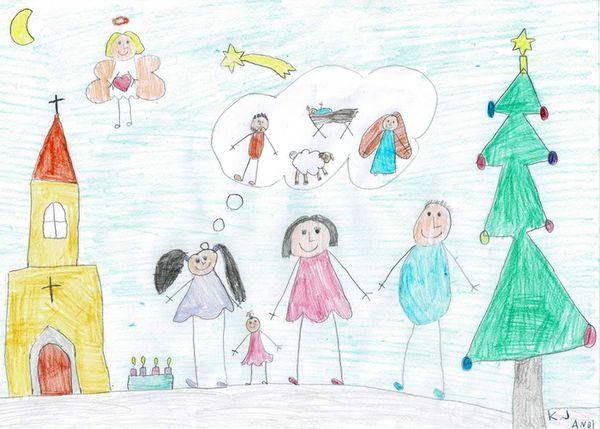 Katona Józsa Andrea: A mi karácsonyunk